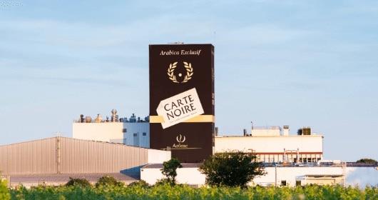 Lavazza gyárak: Olaszország és a világ többi része   Lavazza